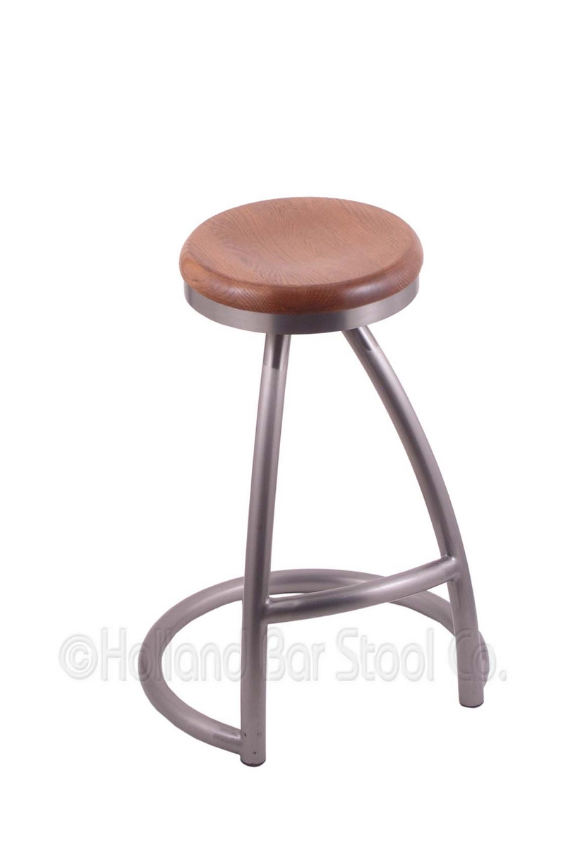 Bar Stool with Metal Frame #22
