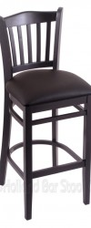 Bar Stool with Wood Frame #5