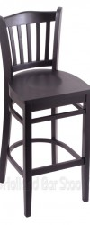 Bar Stool with Wood Frame #6