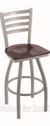 Bar Stool with Metal Frame #5