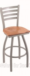Bar Stool with Metal Frame #6