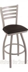 Bar Stool with Metal Frame #4