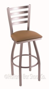 Bar Stool with Metal Frame #3