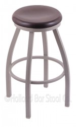 Bar Stool with Metal Frame #17