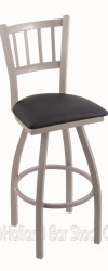 Bar Stool with Metal Frame #11