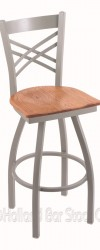 Bar Stool with Metal Frame #12