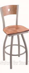 Bar Stool with Metal Frame #15