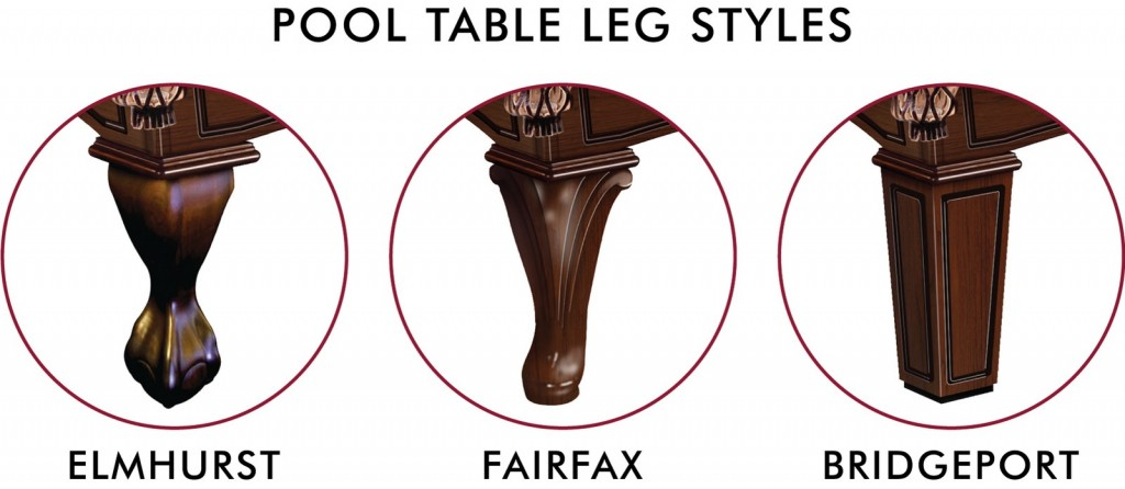 Table Leg Styles Best Table