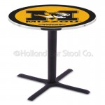 Pub Table with Logo #2