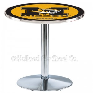 Pub Table with Logo #3