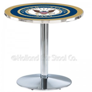 Pub Table with Logo #4