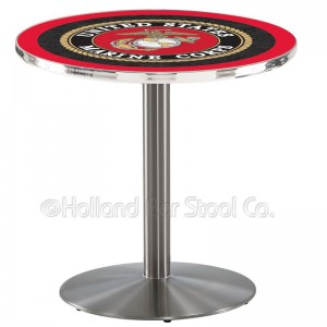 Pub Table with Logo #7