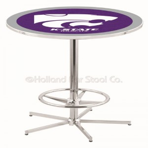 Pub Table with Logo #9