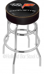 Bar Stool with Logo #1