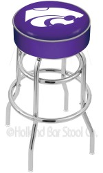 Bar Stool with Logo #2