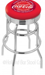 Bar Stool with Logo #5