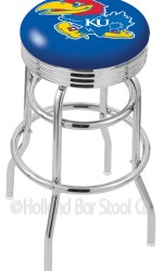Bar Stool with Logo #4