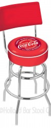 Bar Stool with Logo #9