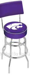 Bar Stool with Logo #10