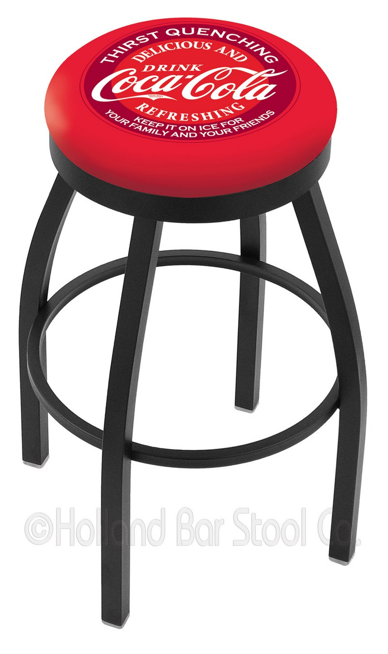 Bar Stool with Logo #6