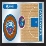 Basketball Mirror with Logo #2