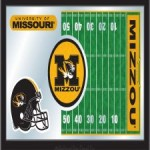 Football Mirror with Logo #3