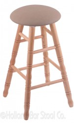 Bar Stool with Wood Frame #14