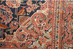 Kashan Rugs- Persian Rugs- Accents Galleria