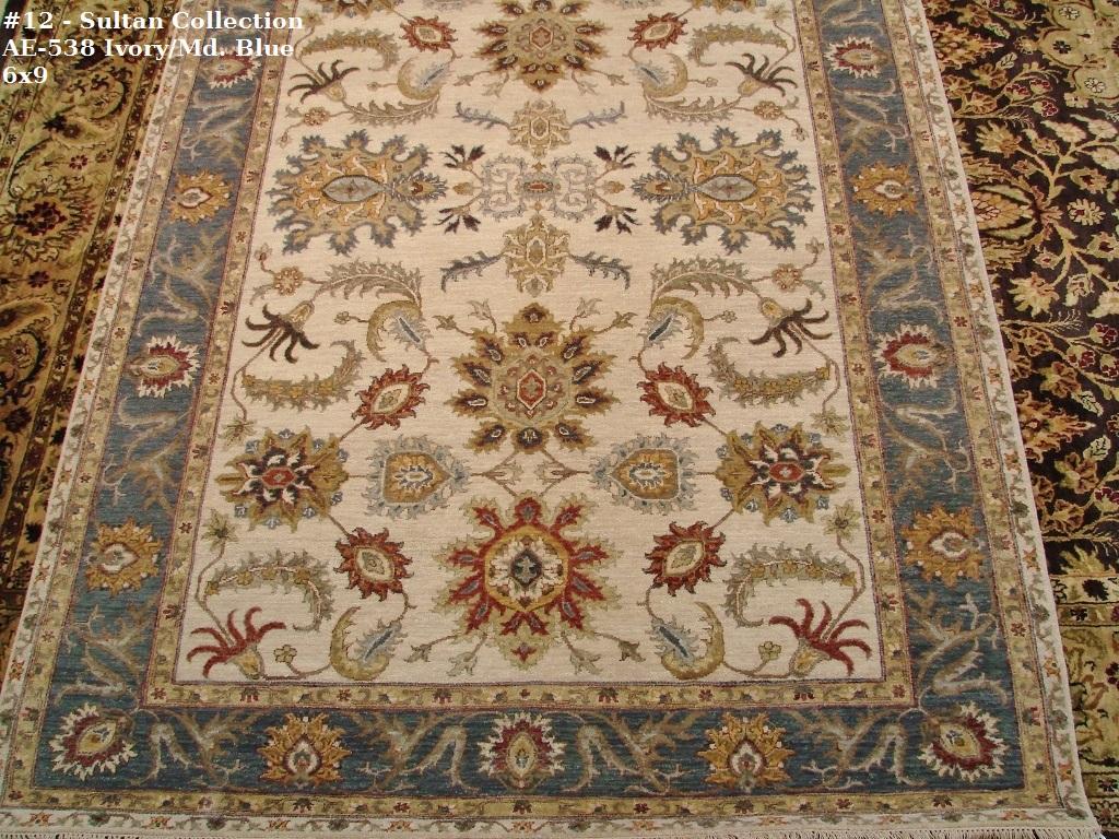 Peshawar Rug 12 Oriental Hand Woven Rug