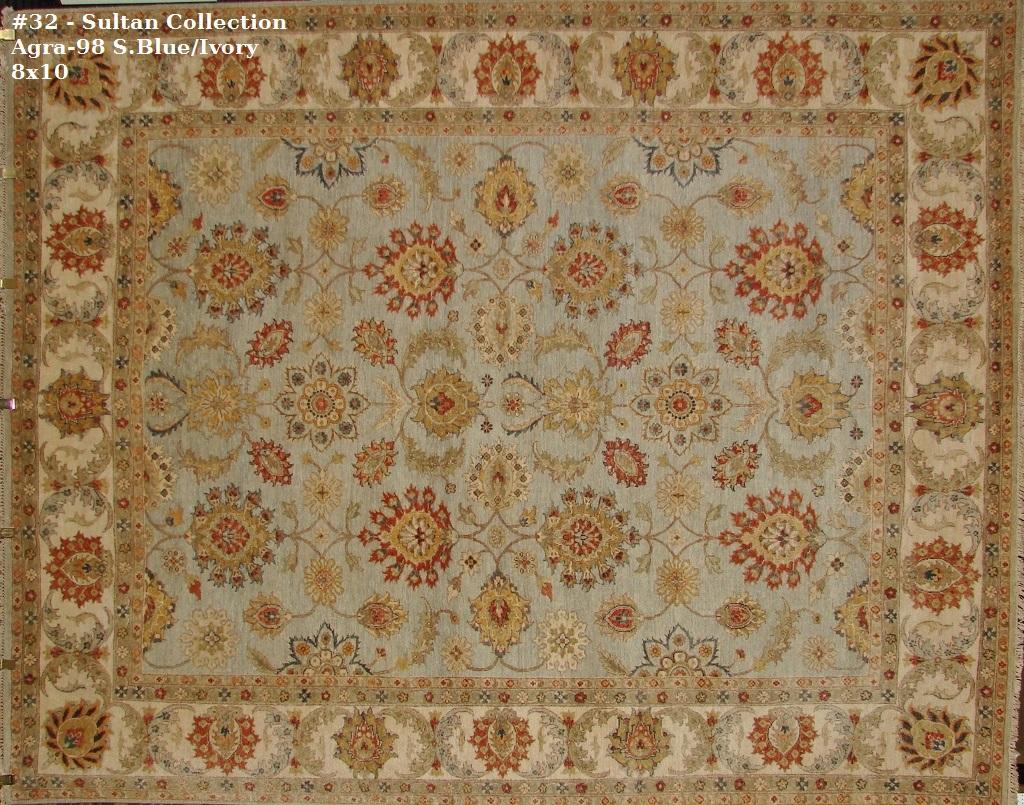 Peshawar Rug 32 Oriental Hand Woven Rug