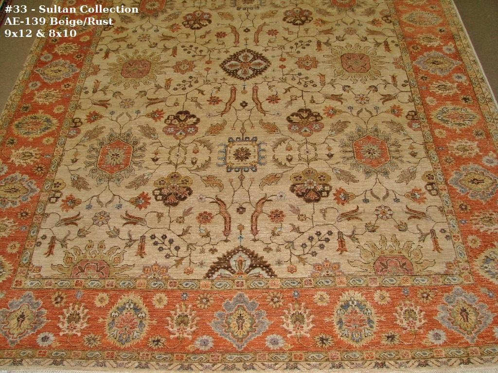 Peshawar Rug 33 Oriental Hand Woven Rug